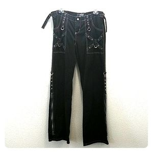 Tripp NYC Women's Old School Gothic Pants 9